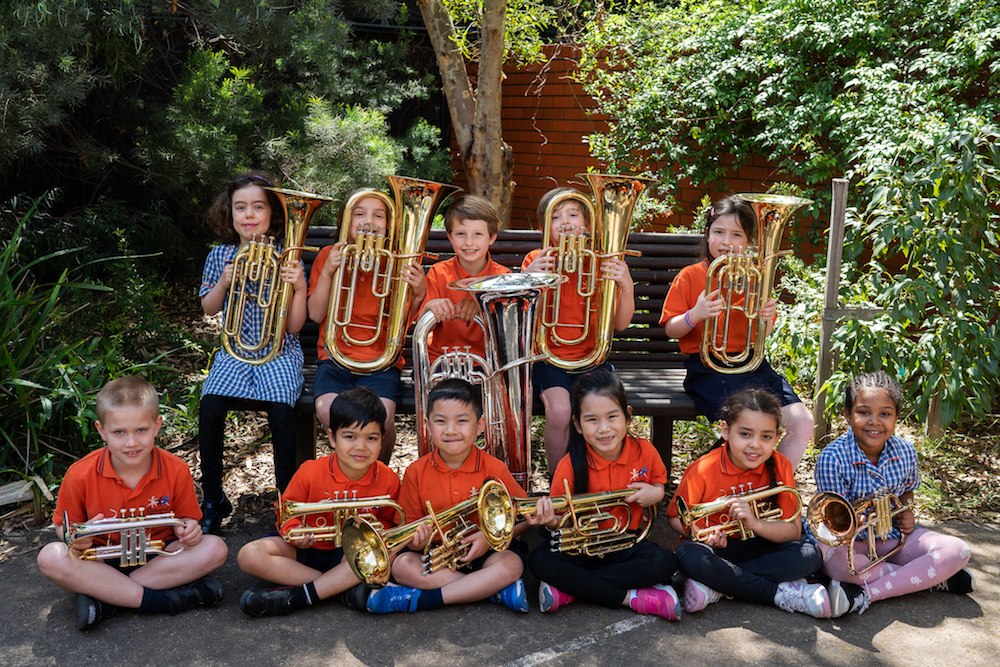 New Richmond Brass Band Program – with Poly Global